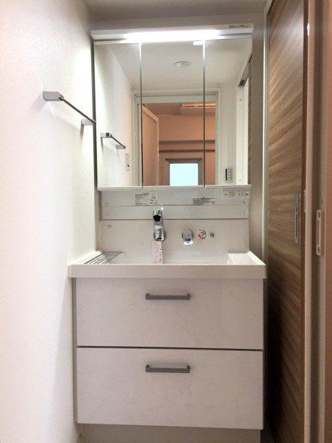 ラインコーポ箱崎 (66) 洗面化粧台