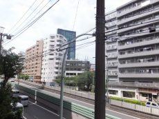 セブンスターマンション中目黒 眺望