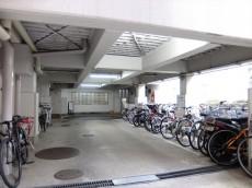 五反田リーラハイタウン_駐車場