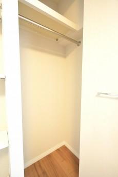 第18宮庭マンション 4.5帖洋室クローゼット