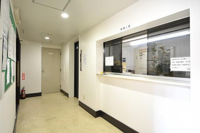 赤坂キャステール 管理室