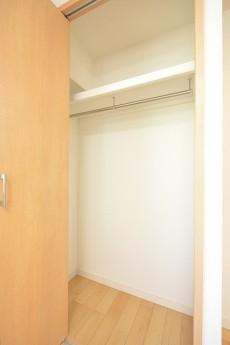 南青山ロータリーマンション 5.0帖洋室のクローゼット