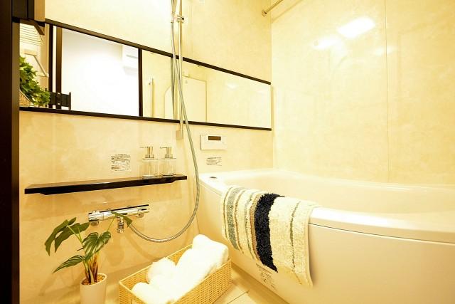 クレール東山 バスルーム