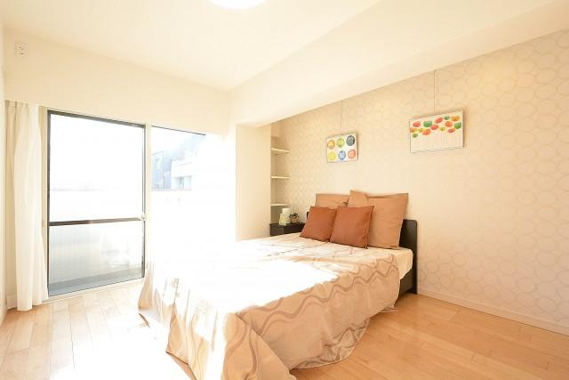 南青山ロータリーマンション 6.1帖洋室