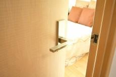 南青山ロータリーマンション 6.1帖洋室のドア