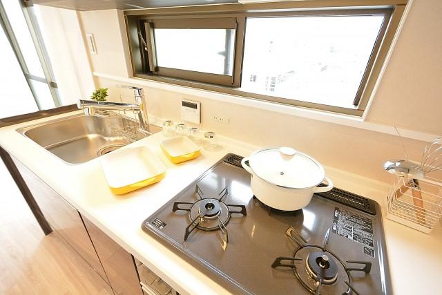 クレール東山 キッチン