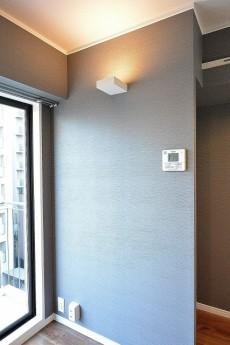 赤坂キャステール 11.2帖LDK照明
