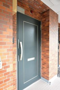 ニューウェルハイツ高輪 玄関ドア