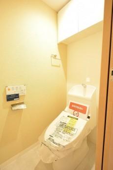 ニューウェルハイツ高輪 トイレ