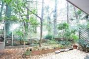 ニューウェルハイツ高輪 約11.98㎡の専用庭