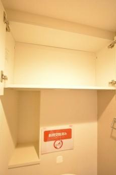 アルカサル世田谷上町 トイレ吊戸棚