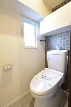 元赤坂マンション トイレ