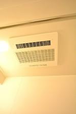 朝日江戸川橋マンション 浴室乾燥機