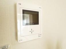 クレール八幡山 TVモニター付きインターホン
