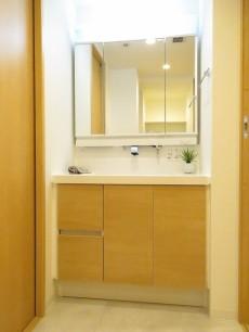 藤和半蔵門コープ 洗面化粧台