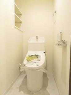 ライオンズマンション平河町K トイレ