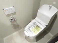 セザールアクアフロント勝どきイースト トイレ