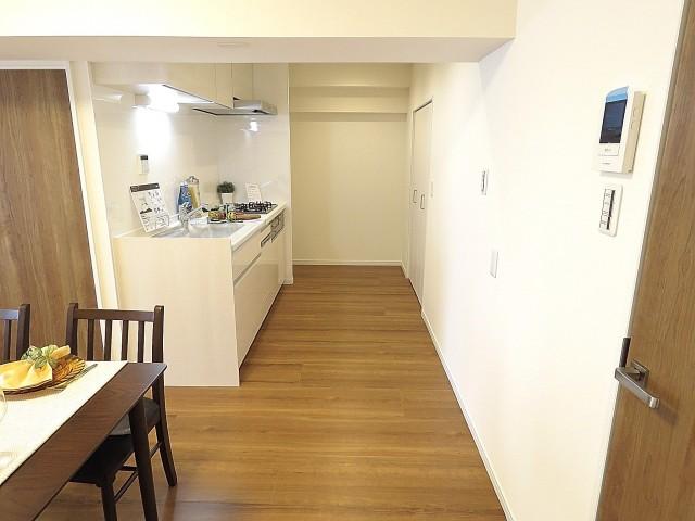 ミニカムマンション キッチンスペース