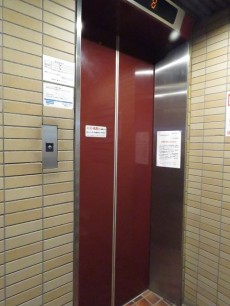 サンハイム永田町 エレベーター