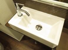 サンハイム永田町 手洗い場