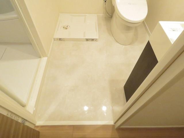 メゾンドール明石 洗面室