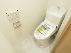 ソルシェ月島 トイレ
