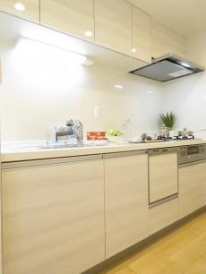 ソルシェ月島 キッチン