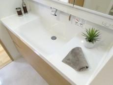 ソルシェ月島 洗面化粧台