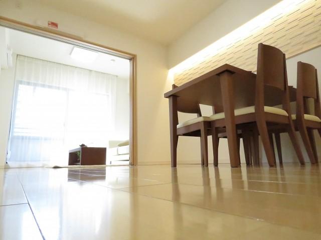 ソルシェ月島 LDK+洋室
