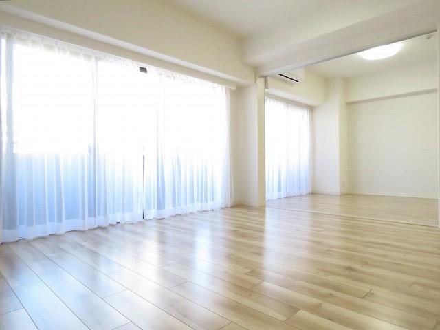 セザールアクアフロント勝どきイースト LD+洋室