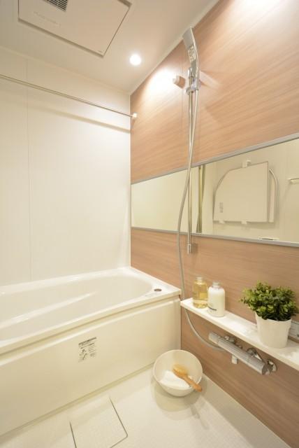 越前堀永谷マンション 浴室