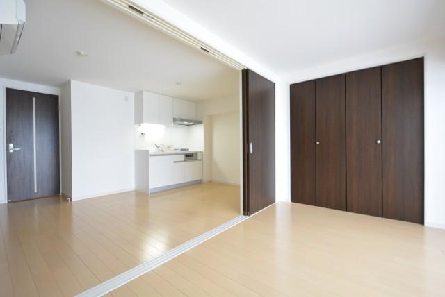 越前堀永谷マンション LDK+洋室