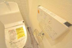 池ノ上グロリアハイツ トイレ