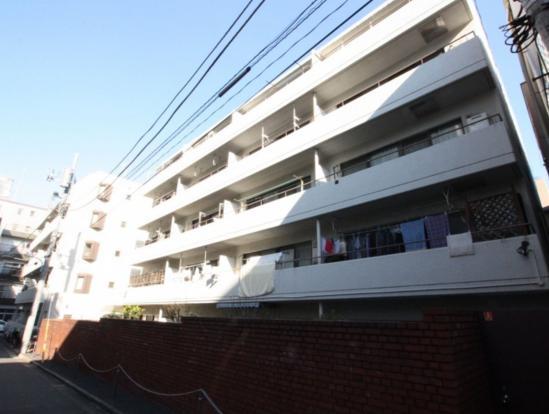 ライオンズマンション神楽坂第2 外観