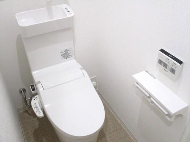 月島四丁目住宅トイレ