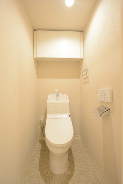 アトラス二子玉川園 トイレ