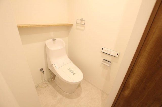 リシェ広尾 トイレ