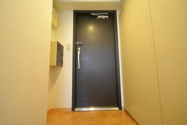 バルミー赤坂421 玄関