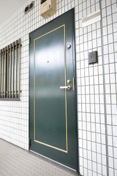 コスモ目黒長者丸 玄関ドア