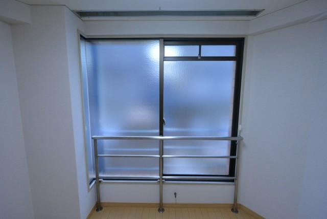 バルミー赤坂421 窓