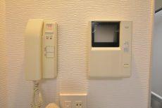 クレッセント目黒Ⅱ403 TVモニター付きインターフォン