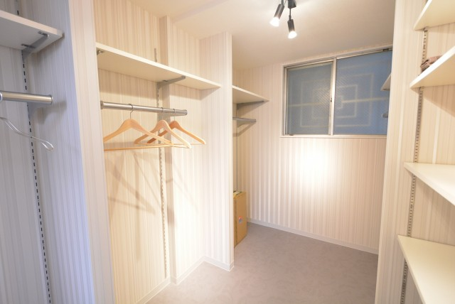東山コーポラス409 クローゼットルーム