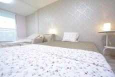 東山コーポラス409 ベッド