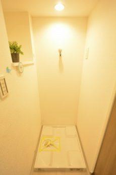 ニュー上馬マンション601 洗濯機置場