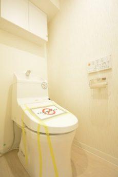 ニュー上馬マンション601 トイレ