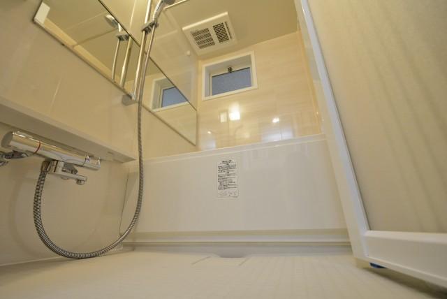 都立大コーポラス205 バスルーム