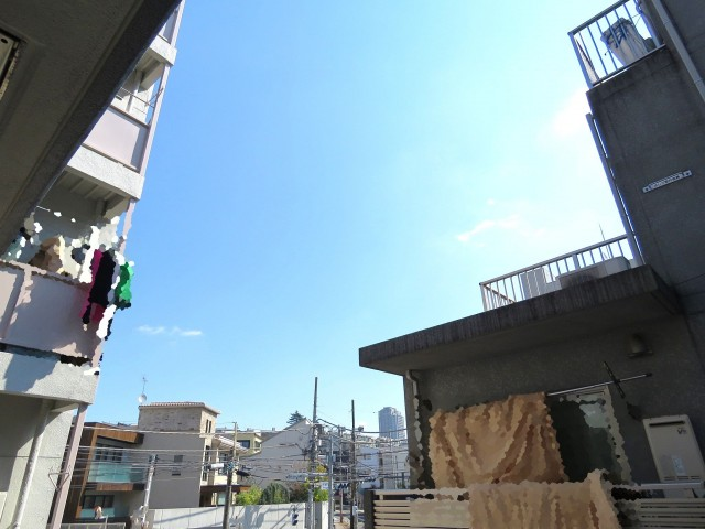 藤和シティホームズ目黒青葉台 眺望