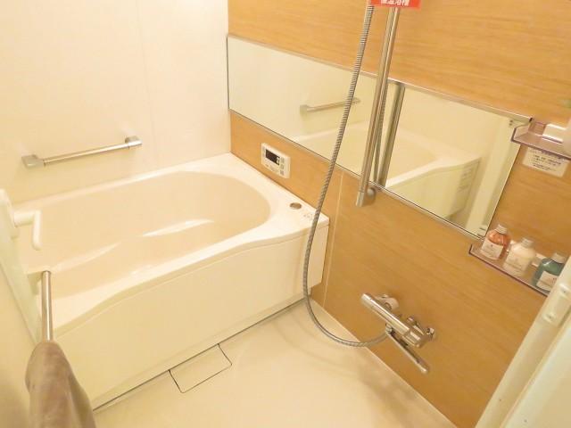 ハイラーク八雲 バスルーム