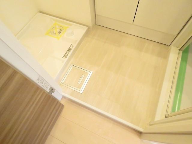 プレール都立大 洗面室