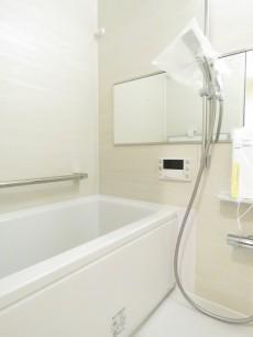 エバーグリーンパレス新宿 バスルーム